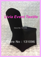 Cheap chair cover black Best  chair cover china