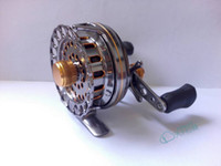Wholesale LIZARD FISHING F60A Silver Color Gear Ratio BB Raft Fishing Reel Fly Fishing Reel