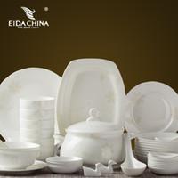 microwave porcelain bowl - Dinnerware Sets head of ceramic tableware set of Korean porcelain bowl dish tableware microwave