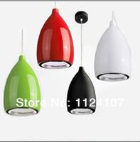 Wholesale High power W AC220V LED meals chandeliers Line droplight Bar lights Modern restaurant droplight