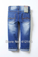 acid wash jeans - Retail brand new fashion children s acid wash boys girls denim pants jeans kids baby blue