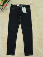 girls skinny jeans - new L Trendy Girls Skinny Jeans Autumn and Spring All Match