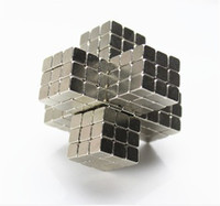 amazing magnets - Buckycube Neocube cube magnets mm set with metal box Magnetic block amazing products