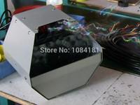 Cheap Wholesale-Free shipping High-quality 2pcs lot Mini 60W bubble machine stage effect machine