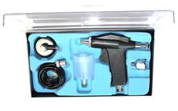Wholesale Gravity Pistol Trigger Airbrush Set Kit Spray gun Hobby Sunless Tanning AB05