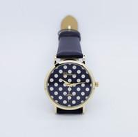 Wholesale Promotion New Fashion Brand watches Leather GENEVA Watch Women Dress Rhinestones Wach Quartz Watches Dropshipping V L