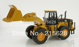 Wholesale Delicate work mini diecasts alloy loader engineering car construction vehicles model heavy forklift truck kids toy