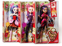 Wholesale Pre sale Ever After High Dolls Raven Queen C A Cupid Madeline Hatter Monster kid s plastic toy