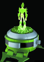 ben ten ultimate alien toys - New Arrival Ben Ten Alien Force Ultimate Omnitrix Watch Bandai Illuminator Watch Lights n Sound Ben10 toys children toy