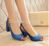 Wholesale New Arrival Spring Summer Womens Fashion OL NightClub Platform High Heel Shoes Stiletto Pumps Large