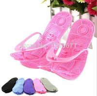 Wholesale New Women Men Summer Sandal Slippers Fashion Retail Antiskid Travel Hotel Home Massage Bath Room House Slipper