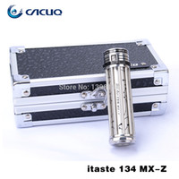 Cheap Original Innokin Itaste 134 MX-Z Mechanical Mod 18650 Zodiac Firing System Newest Innokin Mod E Cigarette Electronic Cigarette
