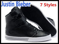 justin bieber - BlacK Plaid Brand Sneahers Justin Bieber shoes Fashion designer Justin Sneakers for men Sport running basketball skateboard
