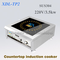 stainless steel induction cooker - 3500w sus304 stainless steel housing commercial induction cooker countertop induction range