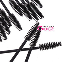 Wholesale BeautyGaGa Profession Supply Mascara Brushes Eyelash Curler Spoolers Makeup Cosmetic Tool