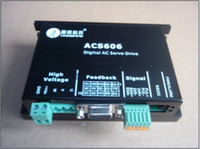 Wholesale a Leadshine AC servo drives ACS606 work VDC Out A to18A Fit BLM57180 Brushless servo motor CNC