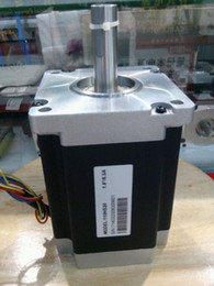 New Leadshine stepper motor NEMA 42 out 20NM Hybrid motor current 6.5A CNC stepper system good choose