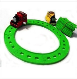Wholesale wind up thomas and tracks Children toy trains