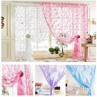 Wholesale CM Cm New Butterfly Line String Curtain Tassel Drape For Wall Vestibule Door Window
