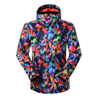 Wholesale 2015 Gsou Snow Men Snowboard Jacket Ski Jacket Snow Clothing Outdoor Jacket Male Winter Hiking Clothing