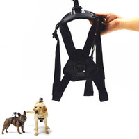 Wholesale New Andoer Dog Harness Chest Fetch Strap Belt Mount for GoPro Hero Camera D1660