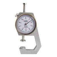 Wholesale Dial Thickness Gauge Gage Measuring Tool to mm