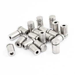 Wholesale 20 mm x mm Stainless Steel Glass Standoff Hardware