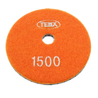 Wholesale 5 mm Thick Inch Diamond Polishing Pad Grit for Granite Marble Concrete