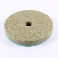 Wholesale 13mm Thick K Diamond Polishing Grinding Pad for Concrete Marble Granite