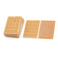 Wholesale 20Pcs Baklite Copper Plated Prototype PCB Board Veroboard cmx5cm