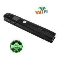 Wholesale Wireless Wifi Portable Digital Scanner DPI HandyScan Portable Handy Handheld Scanner Top Quality C2005
