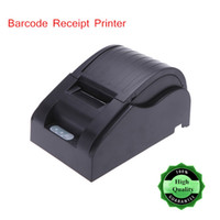 thermal printer - Portable Mini POS Printer Thermal Printer mm Paper Width for Supermarket Bank Restaurant Bar Price C1989