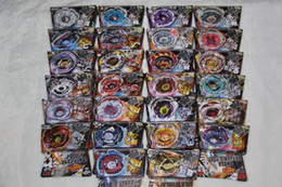 Wholesale New Rare Metal Beyblade D Launcher Grip Top Set Rapidly Spinning Fight Masters Toy M088
