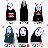 hot popular cartoon mask men brooch pins Kid' s acrylic ...