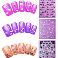 Cheap nail Best nail art sticker