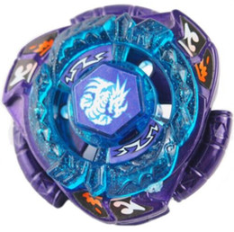 Wholesale 1pcs Beyblade Metal Fusion Metal Omega Dragonis Limited Edition Metal Fury D Beyblade plus forte Draconis Guide BB128 M088