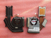 Wholesale laptop CPU Cooling Fan for IBM lenovo Thinkpad T420S T420 T420Si CPU cooling fan with heatsink W1713