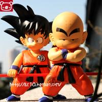Wholesale New Dragon ball Z Dragonball dbz Goku Karrin cm toys hand done model gift action anime