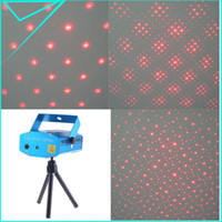 laser light show - New Blue Mini Projector Red DJ Disco Light Stage Xmas Party Laser Lighting Show LD BL Laser Stage Effect H4354
