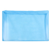 Wholesale Desktop PC Blue Dust Cover Protector for Inch LCD Widescreen Monitor