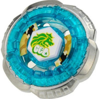 Rock Leone 145WB Metal Fusion Fight 4D Beyblade BB30 Without...