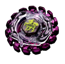 Wholesale BEYBLADE METAL FUSION BB86 Purple Poison Zurafa Giraffe S130MB Without Launcher