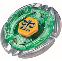 Wholesale 1PCS BEYBLADE METAL FUSION Flame Libra T125 Metal Fusion D Beyblade BB48 Without Launcher