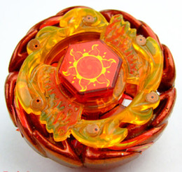 1PCS BEYBLADE METAL FUSION Beyblade Single Metal Fusion Fight masters NEW SUN-GOD 145AS BB89 Without Launcher