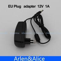 Wholesale 12W AC V to DC V A Switching Power Supply Converter Adapter EU Plug