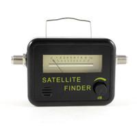 Wholesale SF95 Satellite Finder Signal Satfinder Meter for Sat Directv Dish Network