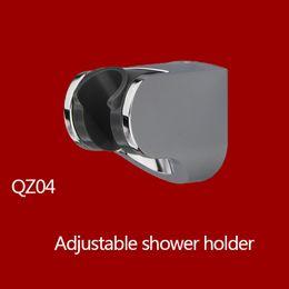 Wholesale Chrome Plated ABS Shower Holder Wall Mounted hand shower holder bracket base shattaf Holder