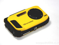 Wholesale Underwater camera dc188 New MP Waterproof Digital Camera m waterproof TFT LCD x Digital Zoom for Underwater Photograp