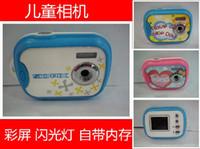 Wholesale Cartoon child digital camera mini camera
