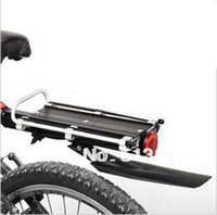 trailer hitch - 2014 Cycling Bicycle Rear Rack Bike Bag Panniers rear Rack Fender rear carrier rack